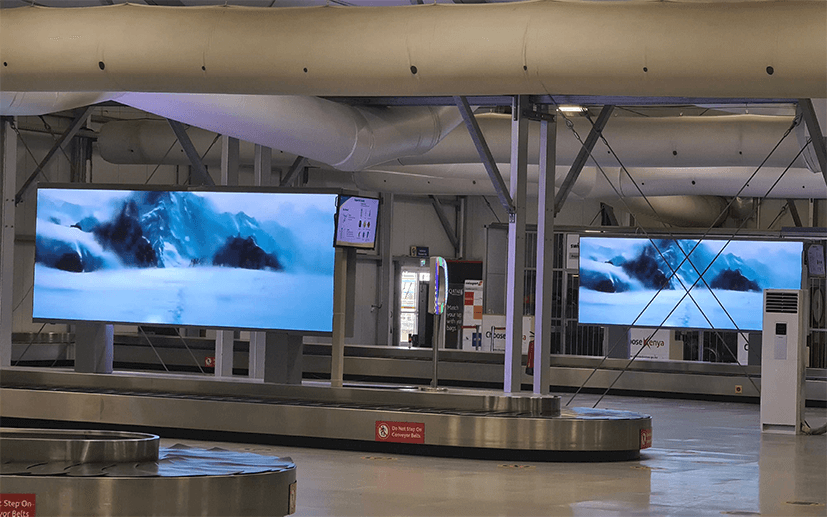 Alpha and Jam Launches  First 8K Digital LED Screen